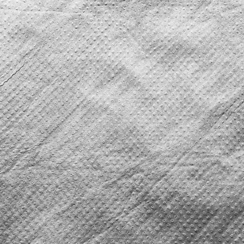 De Textuur Abstracte Achtergrond van het Witboekservet royalty-vrije stock foto's