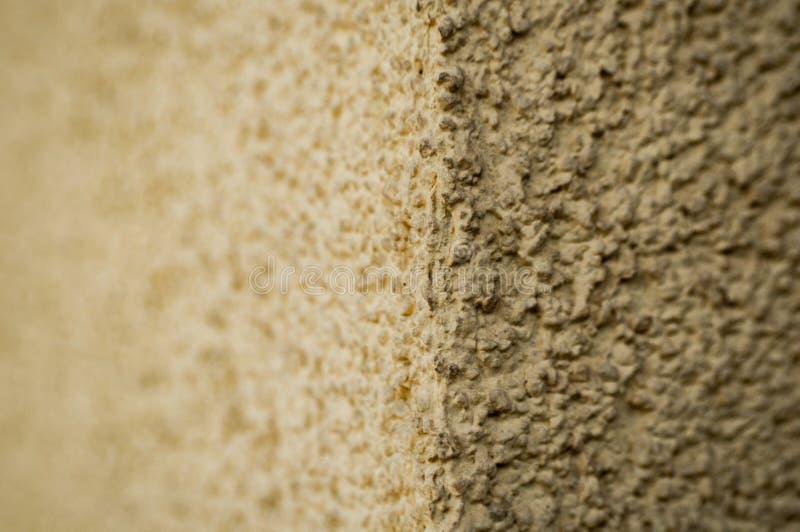 De textuur dichte omhooggaand van de huismuur royalty-vrije stock afbeelding