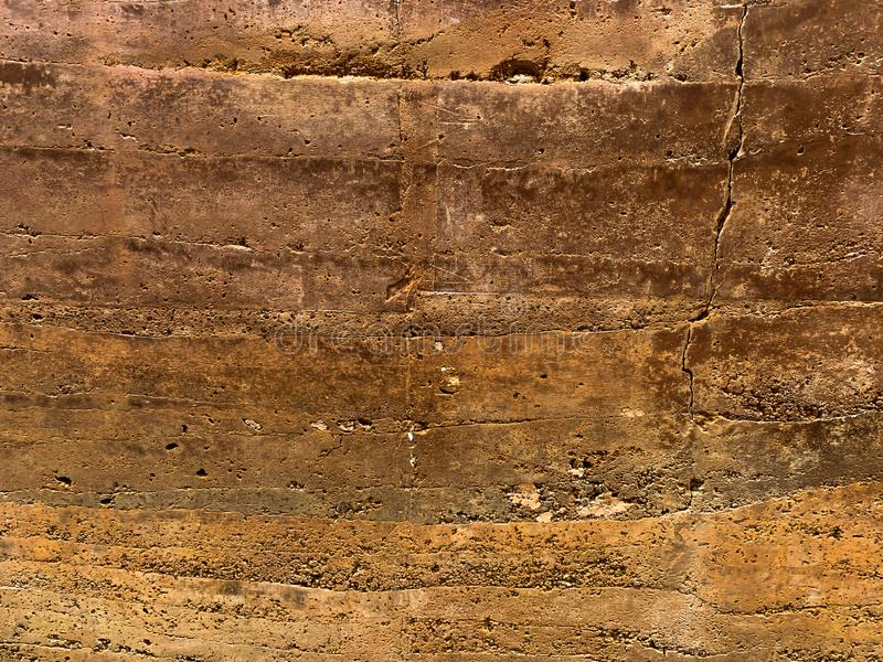 De textuur en de achtergrond van de steenmuur royalty-vrije stock afbeelding