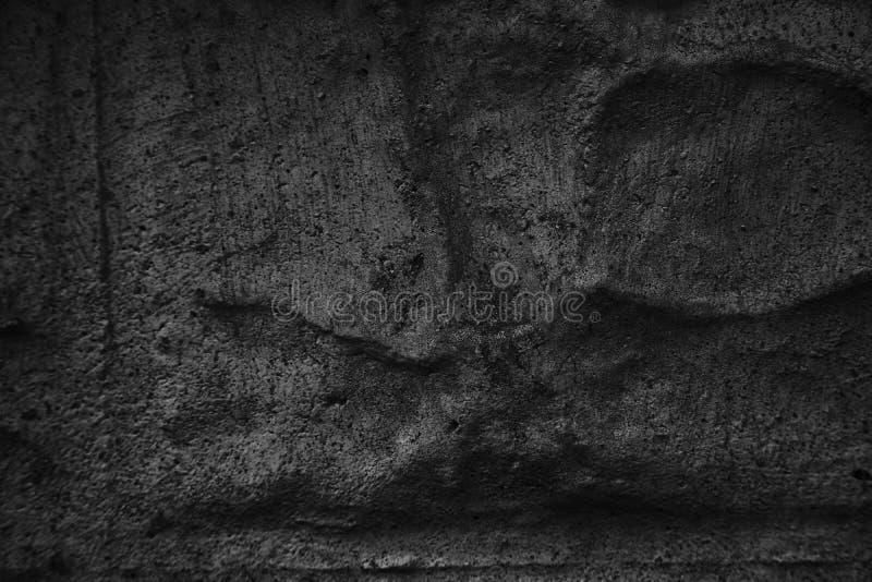De textuur van de Cemet grunge muur, steenachtergrond voor website of mobiele apparaten stock afbeelding
