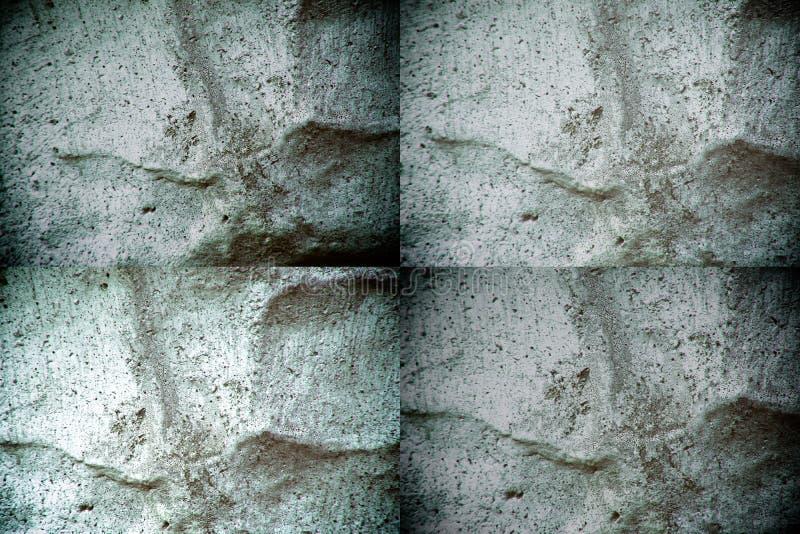 De textuur van de Cemet grunge muur, steenachtergrond voor website of mobiele apparaten royalty-vrije stock afbeeldingen
