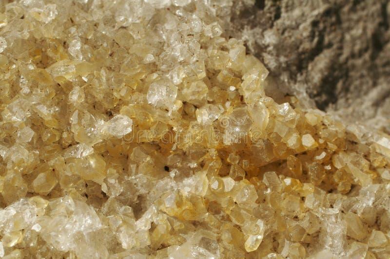 De textuur van Cristal royalty-vrije stock foto's