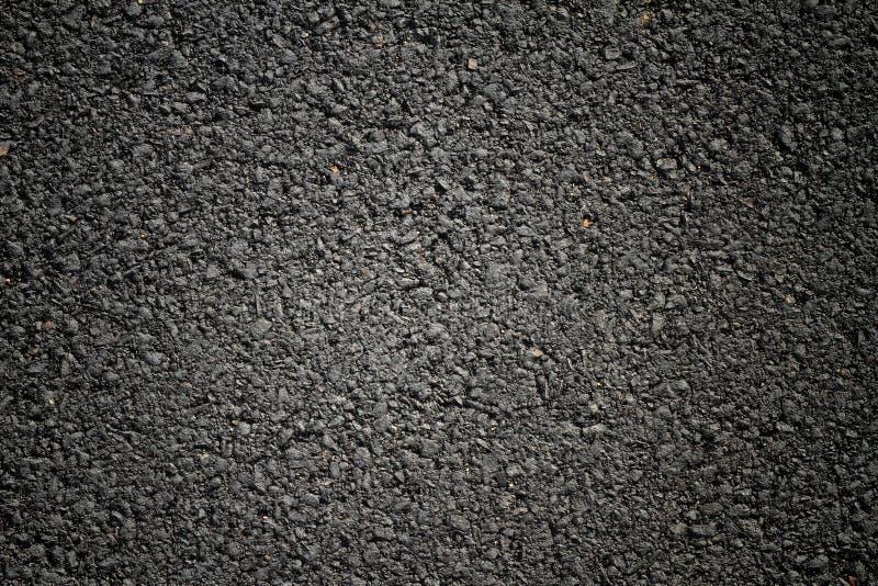 De textuur van de asfaltweg stock afbeelding