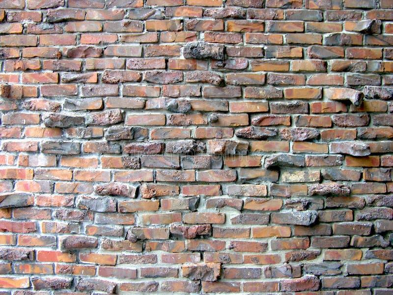 De textuur van de baksteen stock foto
