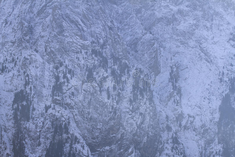 De Textuur van de berg stock fotografie