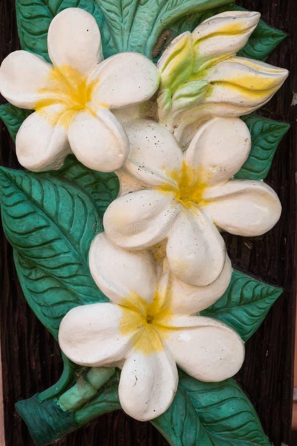 de textuur van de bloemmuur of achtergrond, proceskleur royalty-vrije stock fotografie