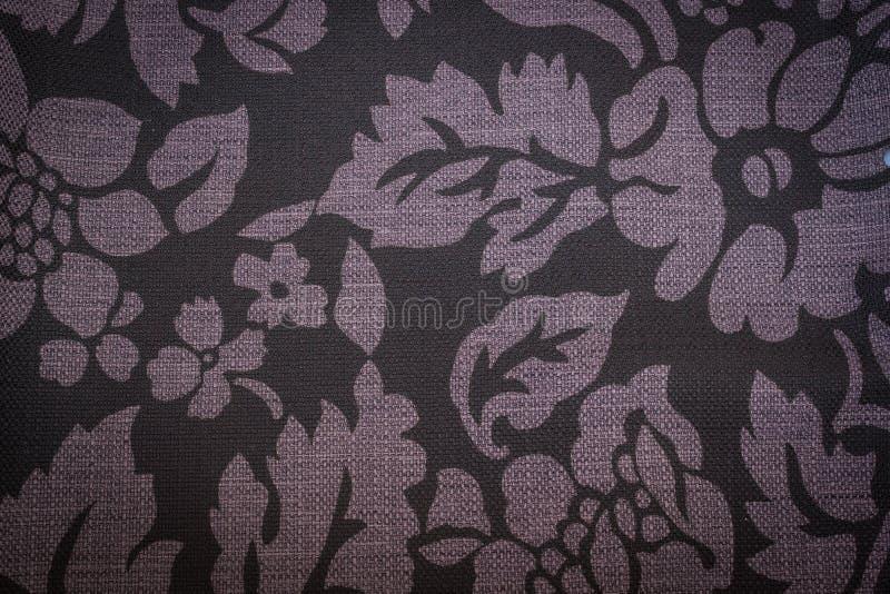 De textuur van de canvasstof royalty-vrije stock foto's