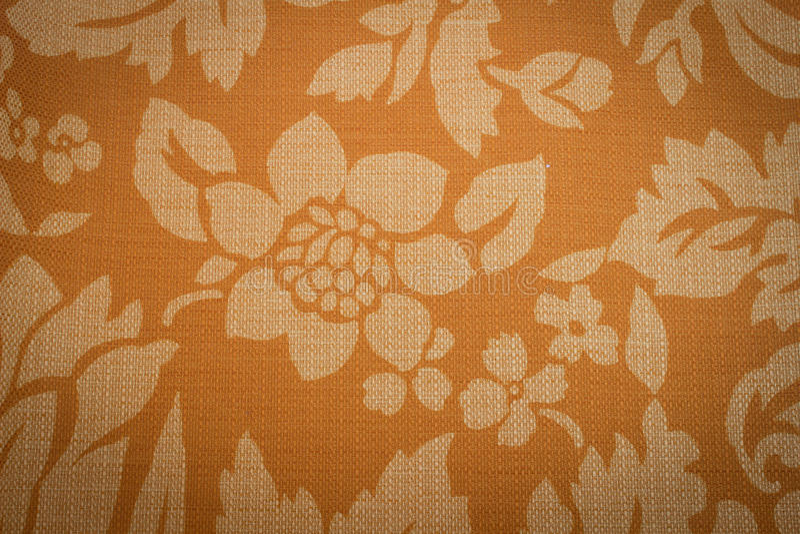 De textuur van de canvasstof stock foto