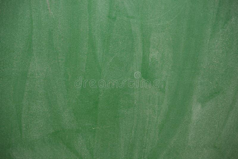 De textuur van de groene schoolraad stock foto's