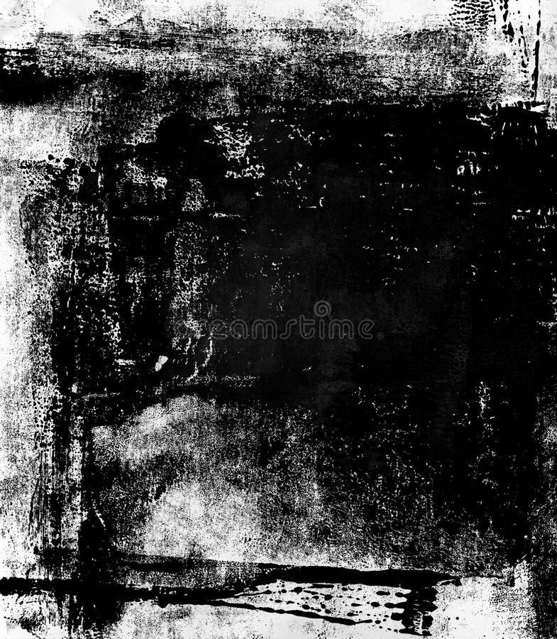 De Textuur van de Grungeverf royalty-vrije stock fotografie
