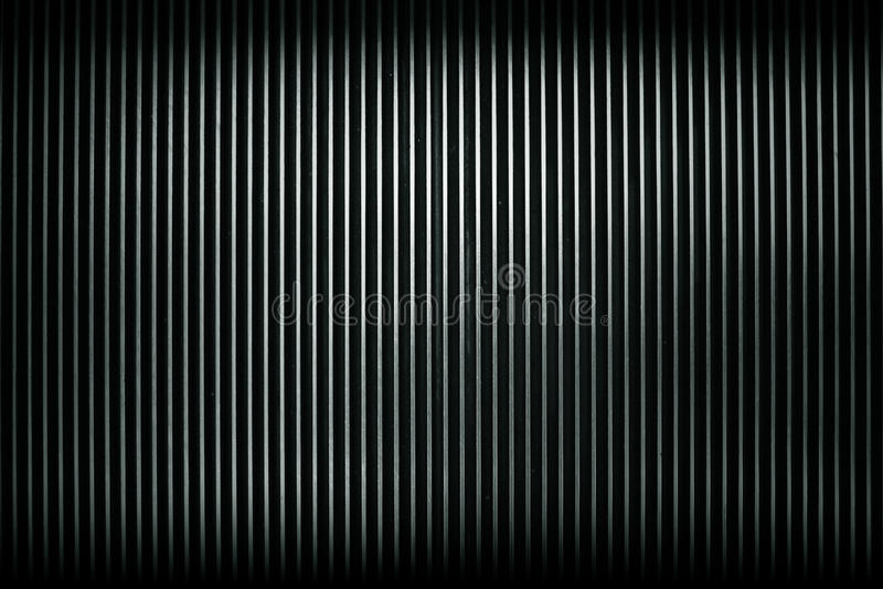 De textuur van de het metaalgroef van Grunge stock afbeelding