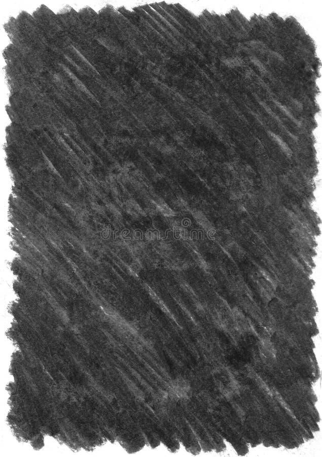 De textuur van de houtskool stock foto's