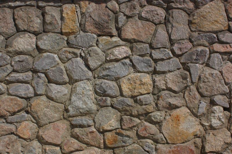 De textuur van de kleur van steenmetselwerk royalty-vrije stock foto