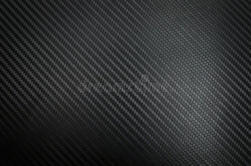 De textuur van de koolstofvezel stock foto