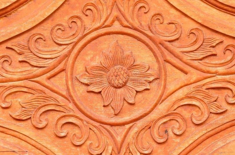 De textuur van de kunstdeur stock afbeelding