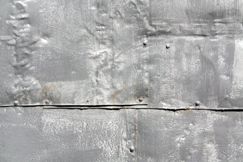 De textuur van de metaalmuur royalty-vrije stock foto's