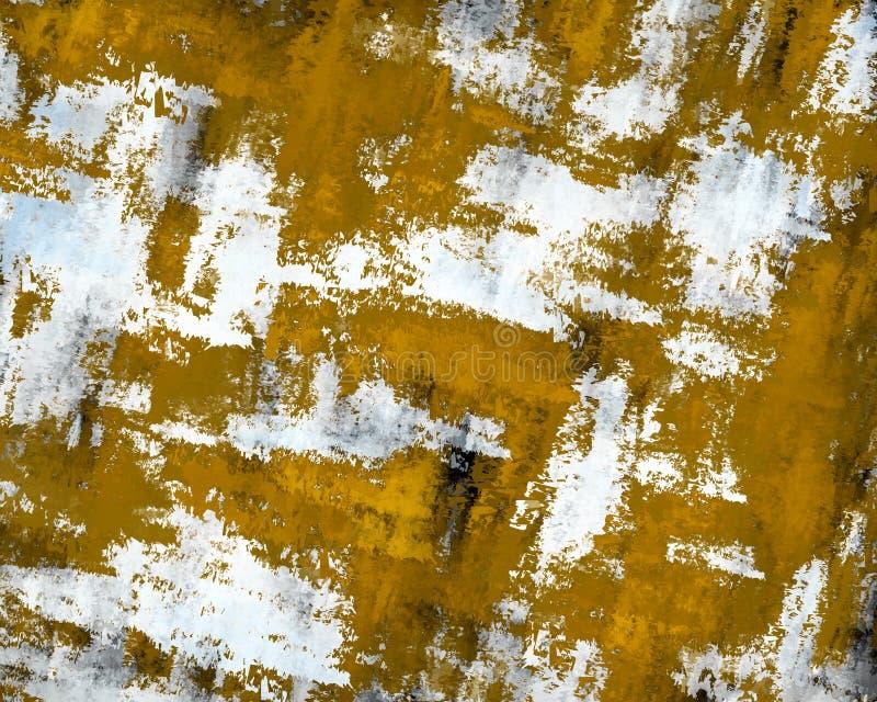 De textuur van de muur royalty-vrije illustratie