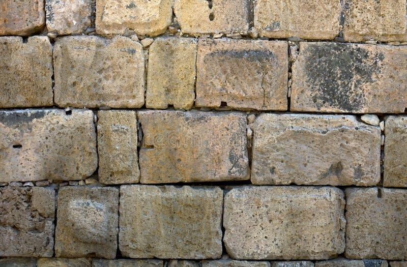 De textuur van de muur royalty-vrije stock afbeeldingen