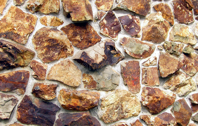 De Textuur van de Muur van de steen stock fotografie