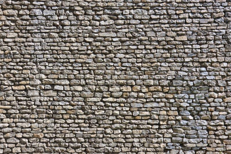 De Textuur van de Muur van de steen royalty-vrije stock afbeelding