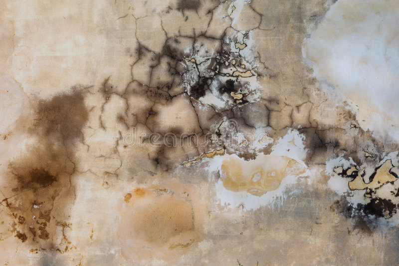 De Textuur van de Muur van Grunge royalty-vrije stock afbeelding