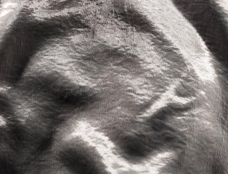De textuur van de polyester royalty-vrije stock fotografie