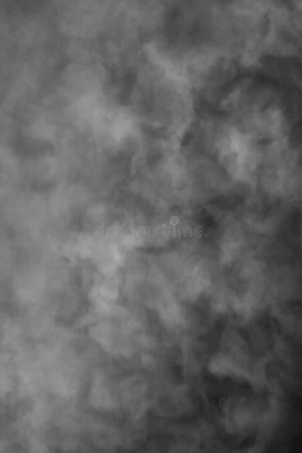 De textuur van de rook of van de schaduw stock afbeelding