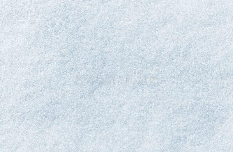 De Textuur van de sneeuw royalty-vrije stock fotografie