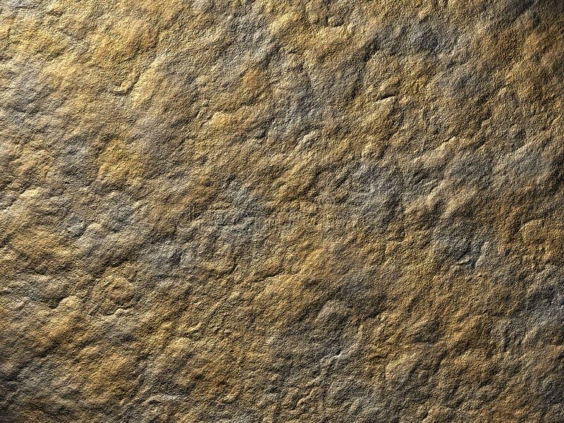 De Textuur van de steen stock illustratie