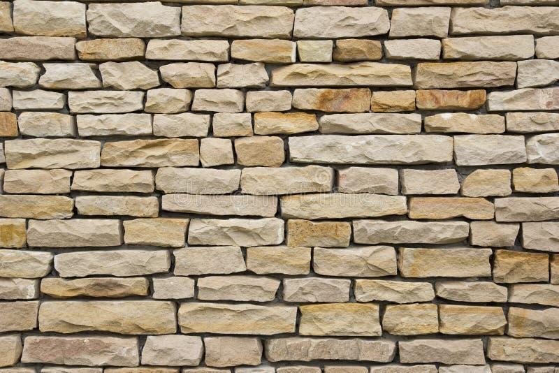 De textuur van de steenmuur stock afbeeldingen
