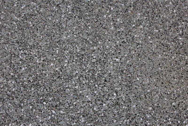 De textuur van de steenmuur, Terrazzo Marmeren muur voor achtergrond stock foto's