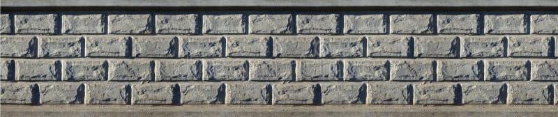 De textuur van de steenomheining stock foto's