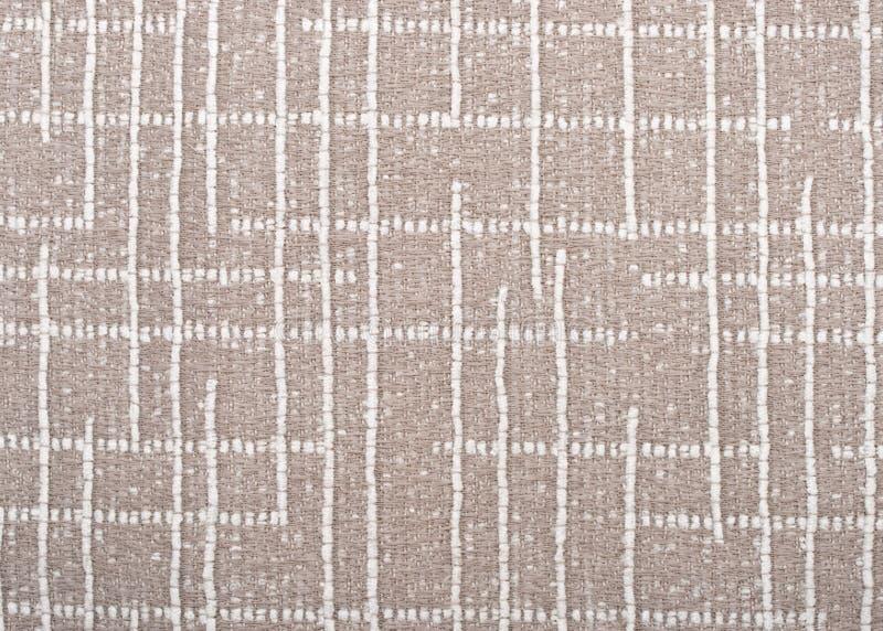 De textuur van de stof stock afbeelding