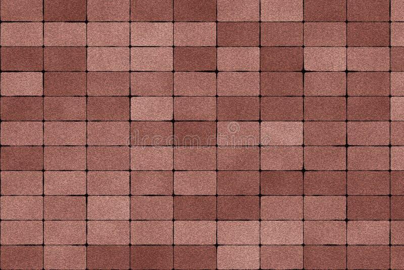 De textuur van de straatsteen stock afbeelding