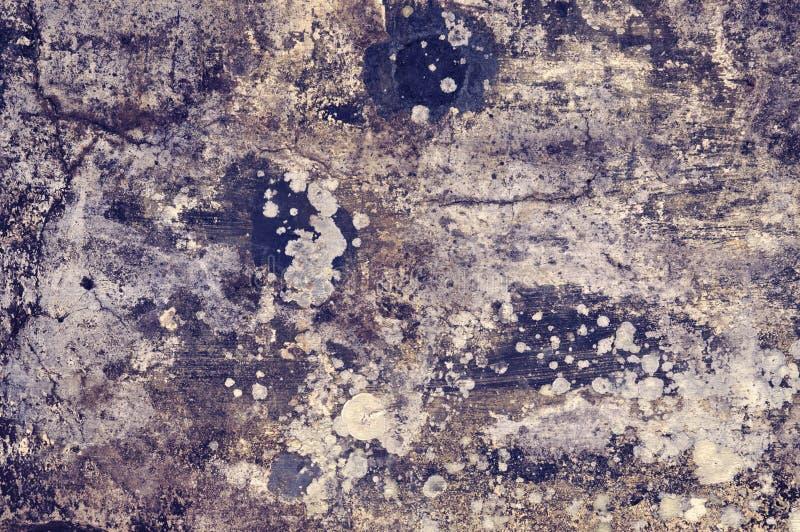De Textuur van de verfroest stock foto