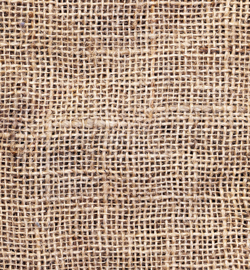 De textuur van de zak stock foto