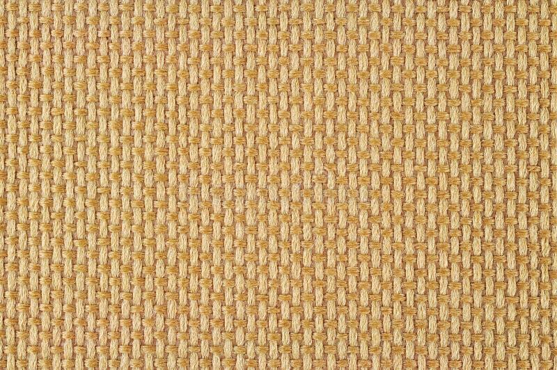 De textuur van de Zak van de stof stock foto