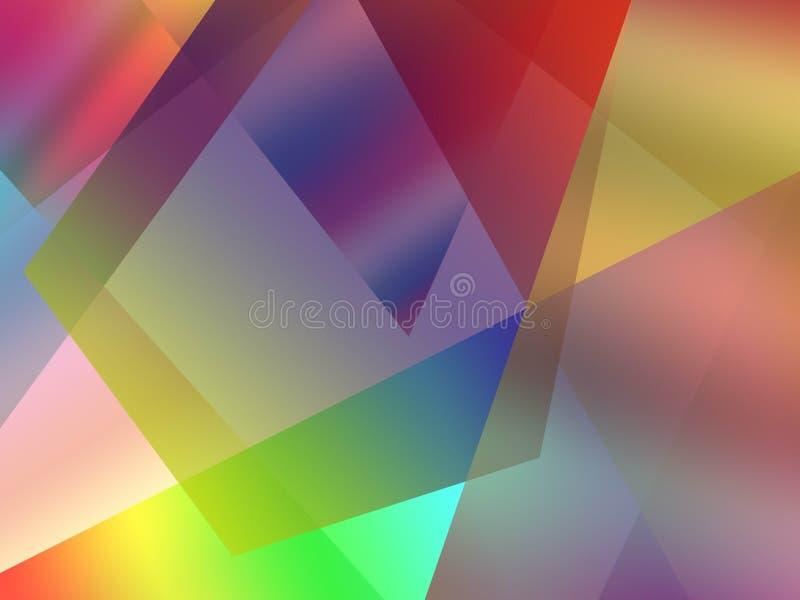 De textuur van gradiënten stock illustratie
