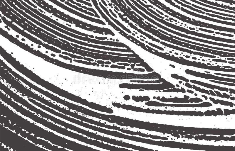 De textuur van Grunge Nood zwart grijs ruw spoor Beauteous achtergrond Textuur van lawaai de vuile grunge M stock illustratie
