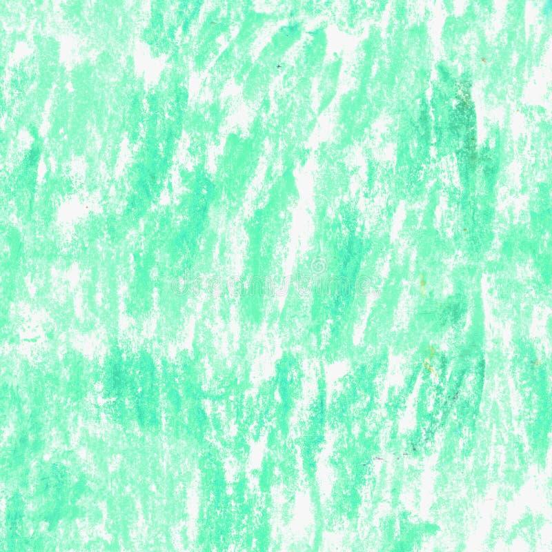 De textuur van Grungeelementen Getrokken pastelkleurhand vector illustratie