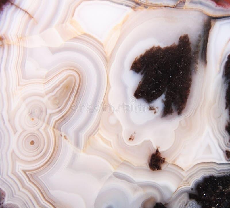 De textuur van het agaat royalty-vrije stock foto