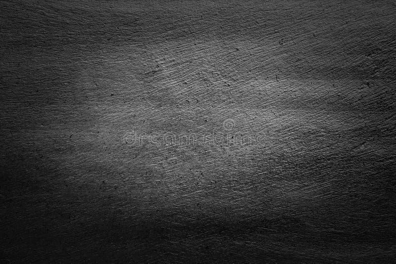 De textuur van het bord/van het bord Lege lege zwarte bordwi stock foto