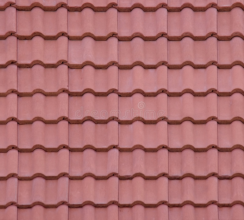 De Textuur van het dak royalty-vrije stock foto's