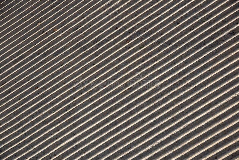 De textuur van het dakblad van het vezelcement, Patroon van doorstond het oude dak, Golf Oude de tegelachtergrond van het golfasb royalty-vrije stock afbeeldingen