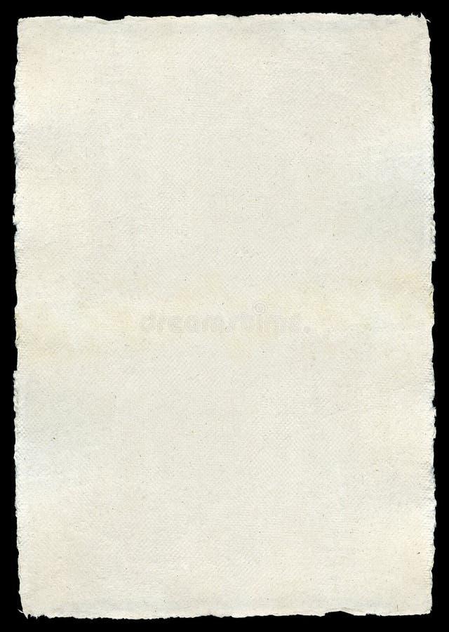 De textuur van het document stock foto