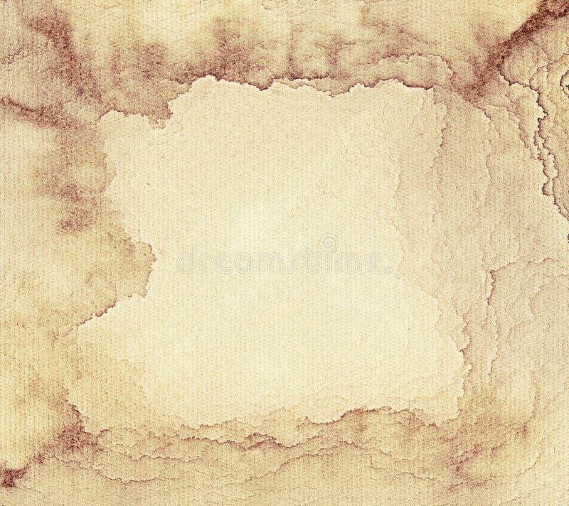 De textuur van het document stock afbeeldingen
