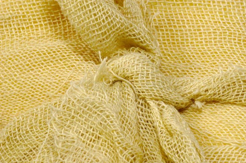 De Textuur van het gaas stock fotografie
