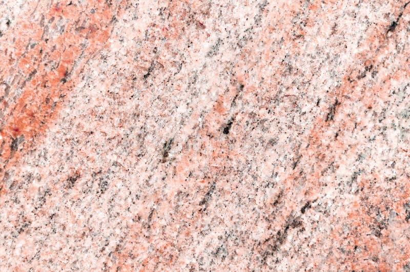 De textuur van het granietnatuursteen stock foto's