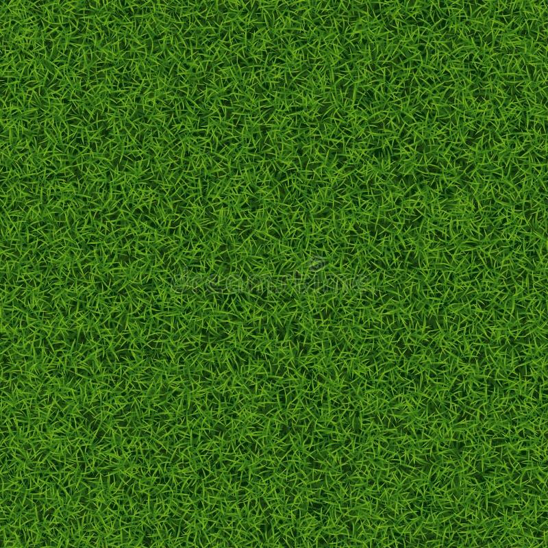 De textuur van het gras royalty-vrije illustratie