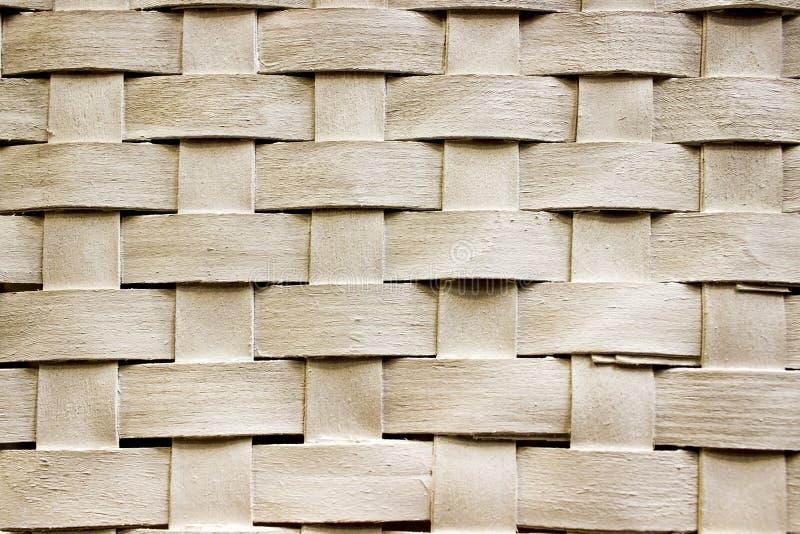 De textuur van het houten-weefsel stock foto's